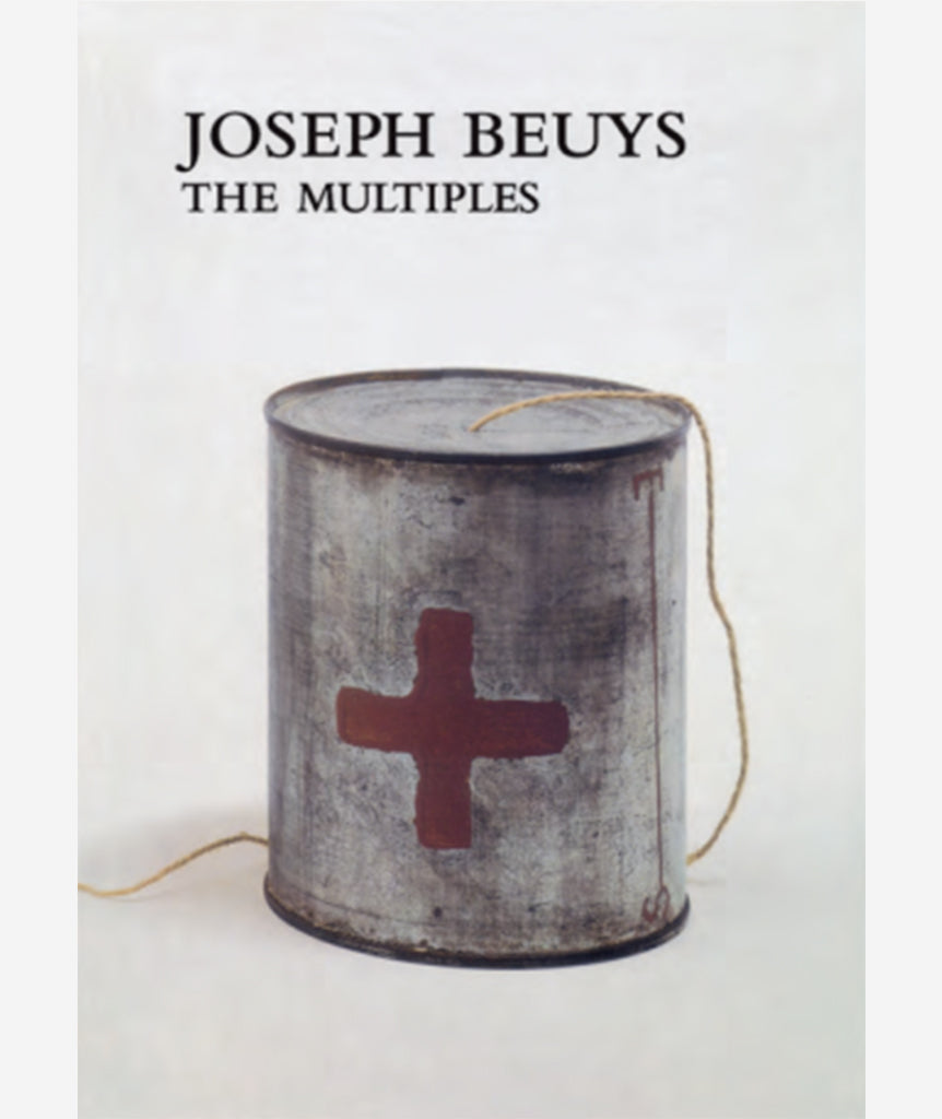 Joseph Beuys: Multiples Ed. by Jörg Schellmann