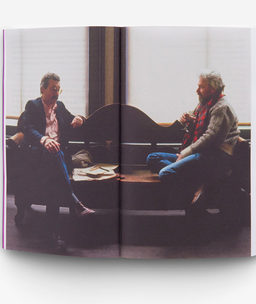 Donald Judd Interviews}