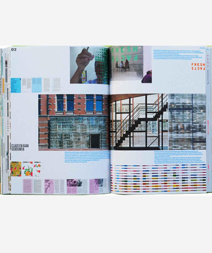 Re-Printed Matter by Karel Martens