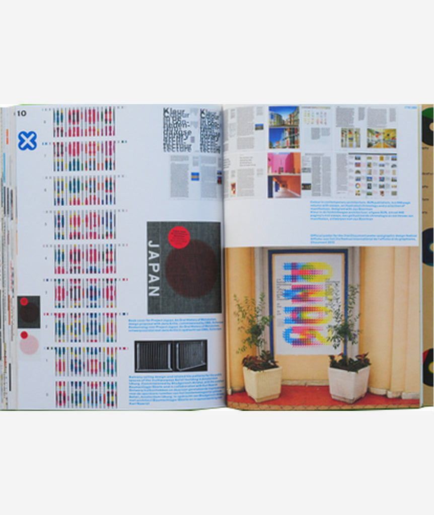 Re-Printed Matter by Karel Martens}