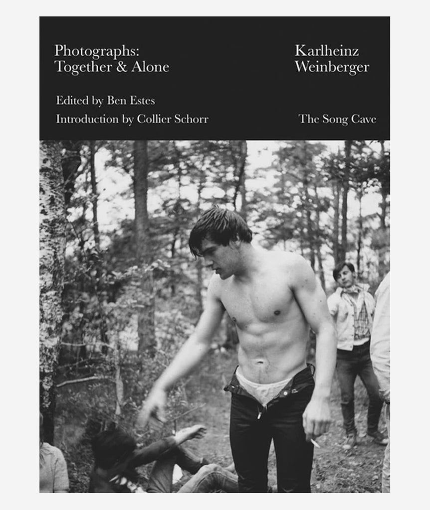 Photographs: Together and Alone by Karlheinz Weinberger}