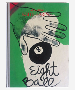 Eight Ball by Keith Haring}