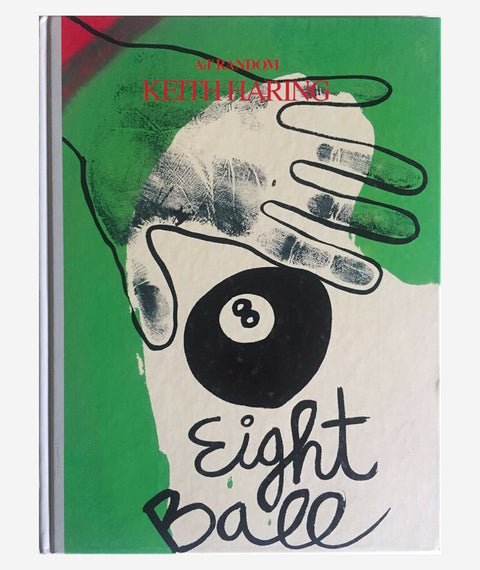 Eight Ball by Keith Haring