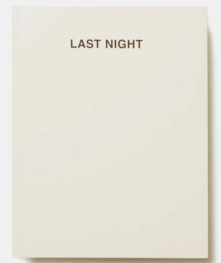 Last Night by Martin Beck (2nd Edition)}