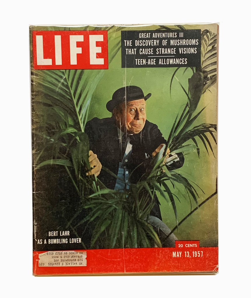 Life Magazine, 1957 - Gordon Wasson (Seeking the Magic Mushroom)}