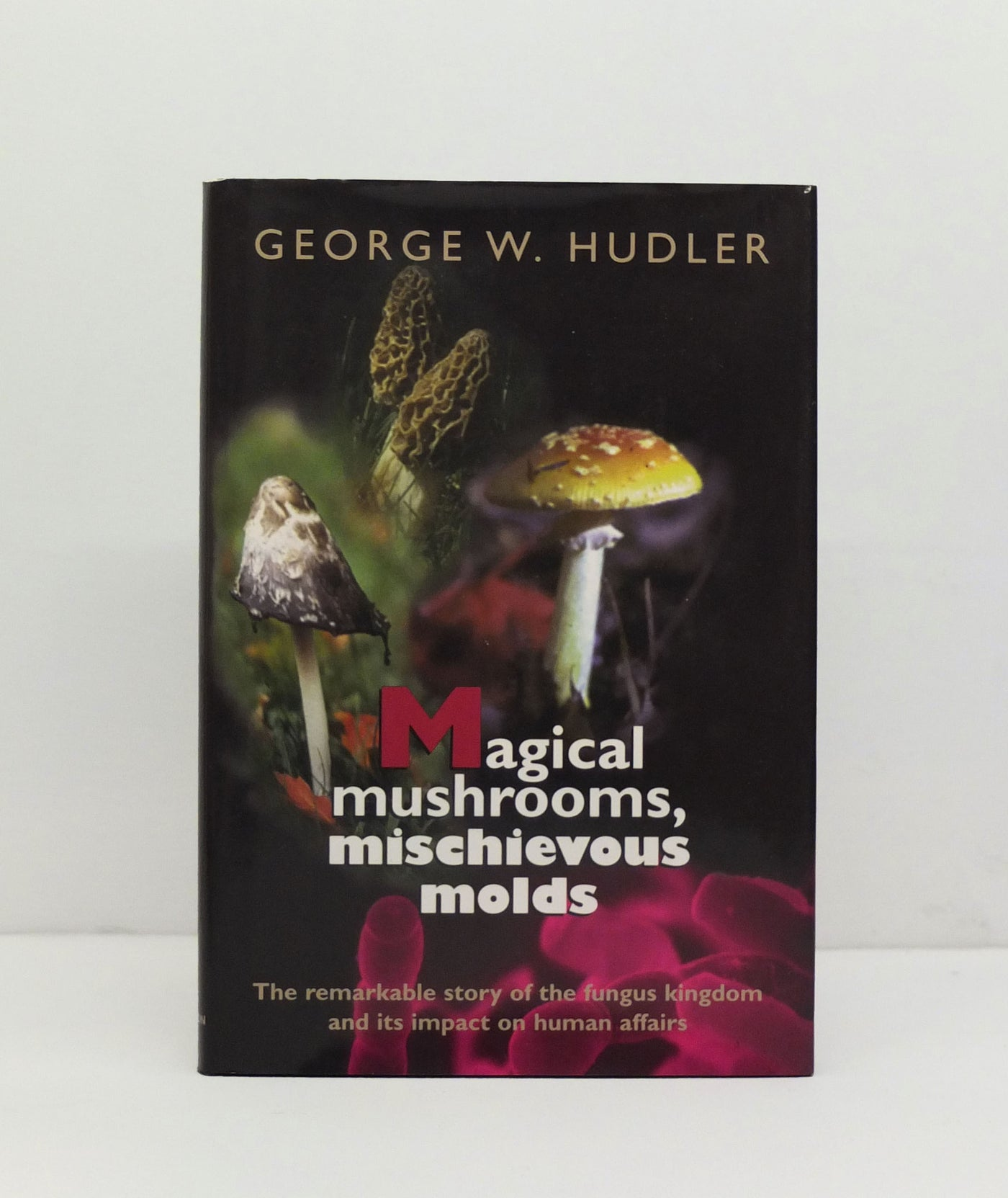 Magical Mushrooms, Mischievous Molds by George W. Hudler}
