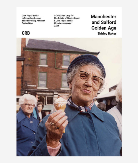 Manchester and Salford Golden Age: Shirley Baker