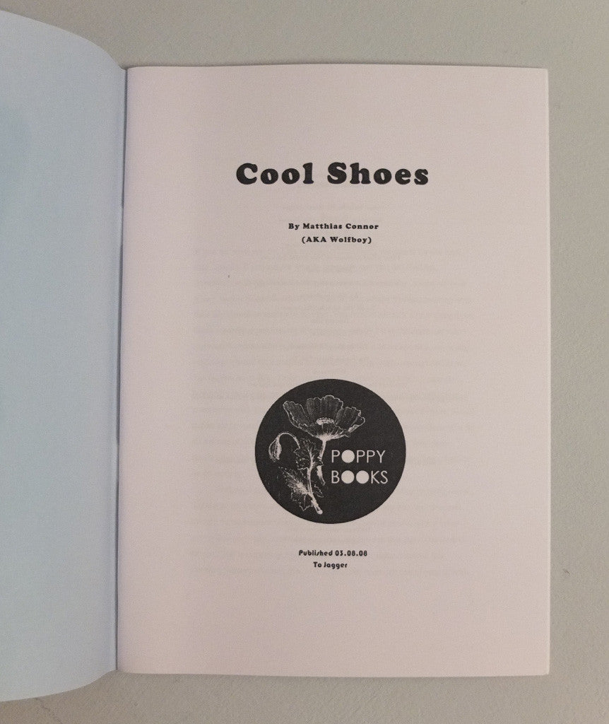 Cool Shoes by Wolfboy