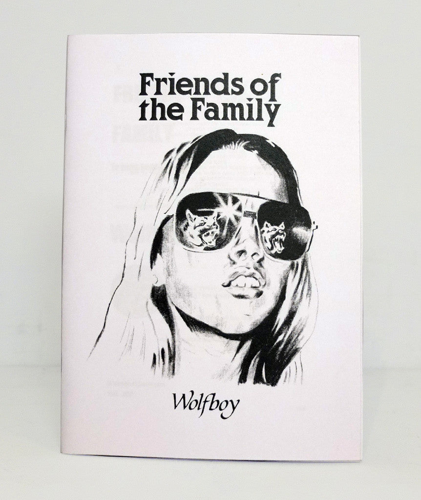 Friends of the Family by Wolfboy