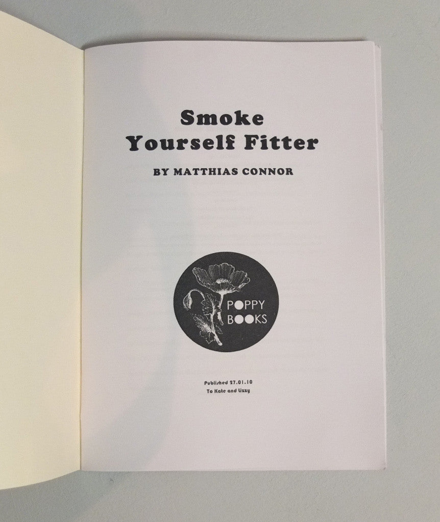 Smoke Yourself Fitter by Wolfboy}