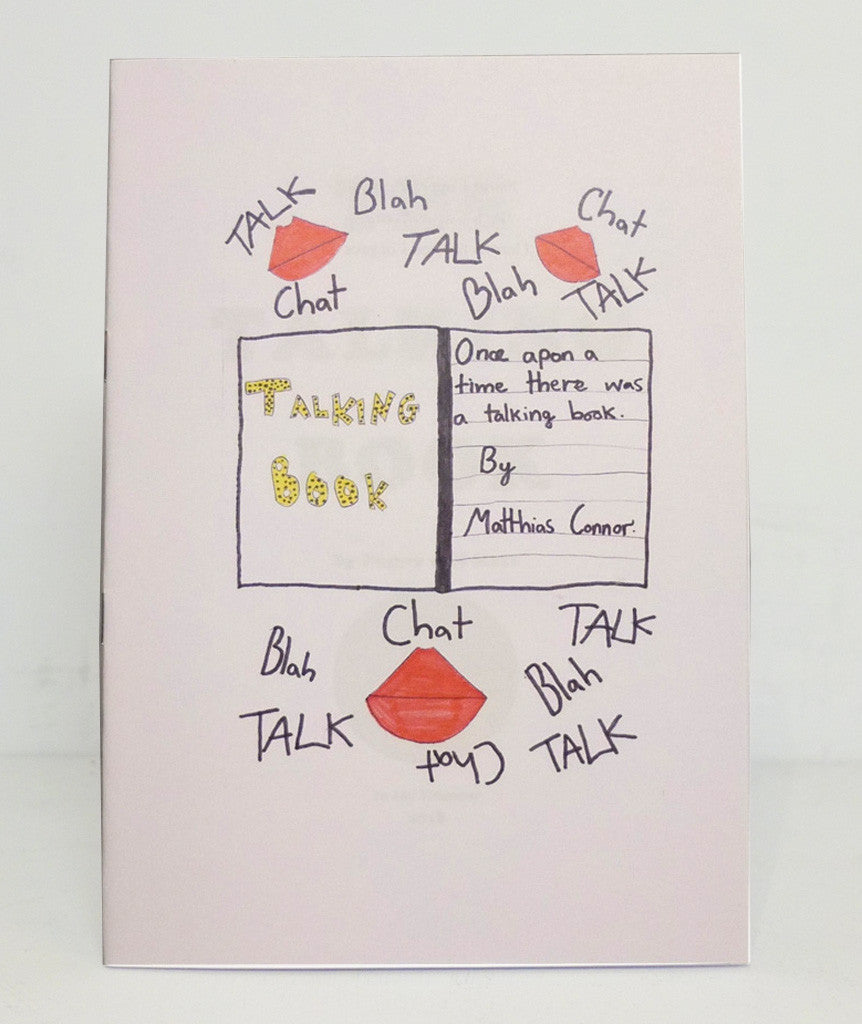 The Talking Book by Wolfboy