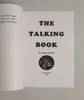 The Talking Book by Wolfboy}