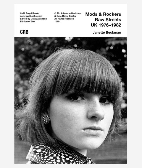 Mods & Rockers Raw Streets UK 1976–1982: Janette Beckman