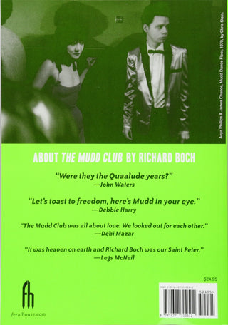 The Mudd Club by Richard Boch}