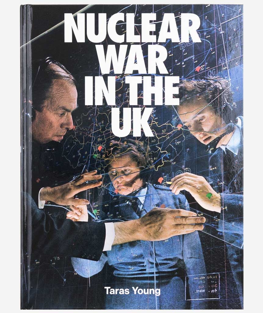 Nuclear War In The UK  by Taras Young