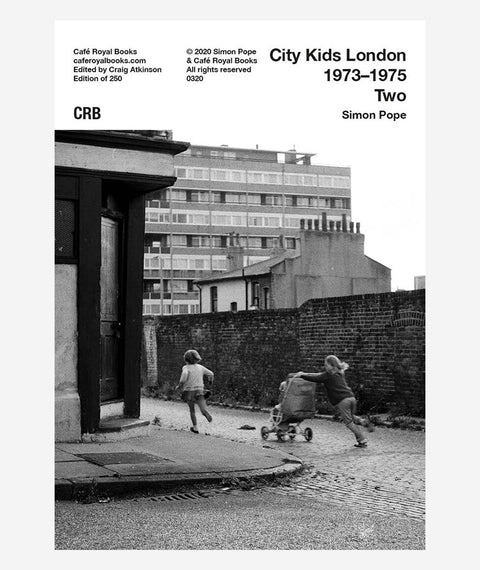 City Kids London 1973–1975 (Book 2): Simon Pope