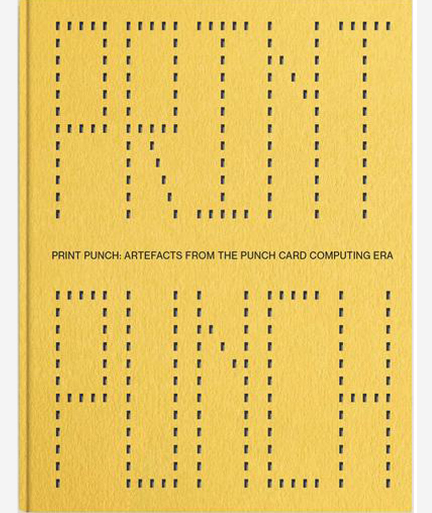 Print Punch: Artefacts from the Punch Card Computing Era}