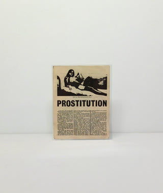 Prostitution – original flyer}