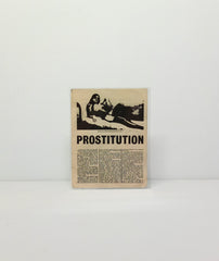 Prostitution – original flyer
