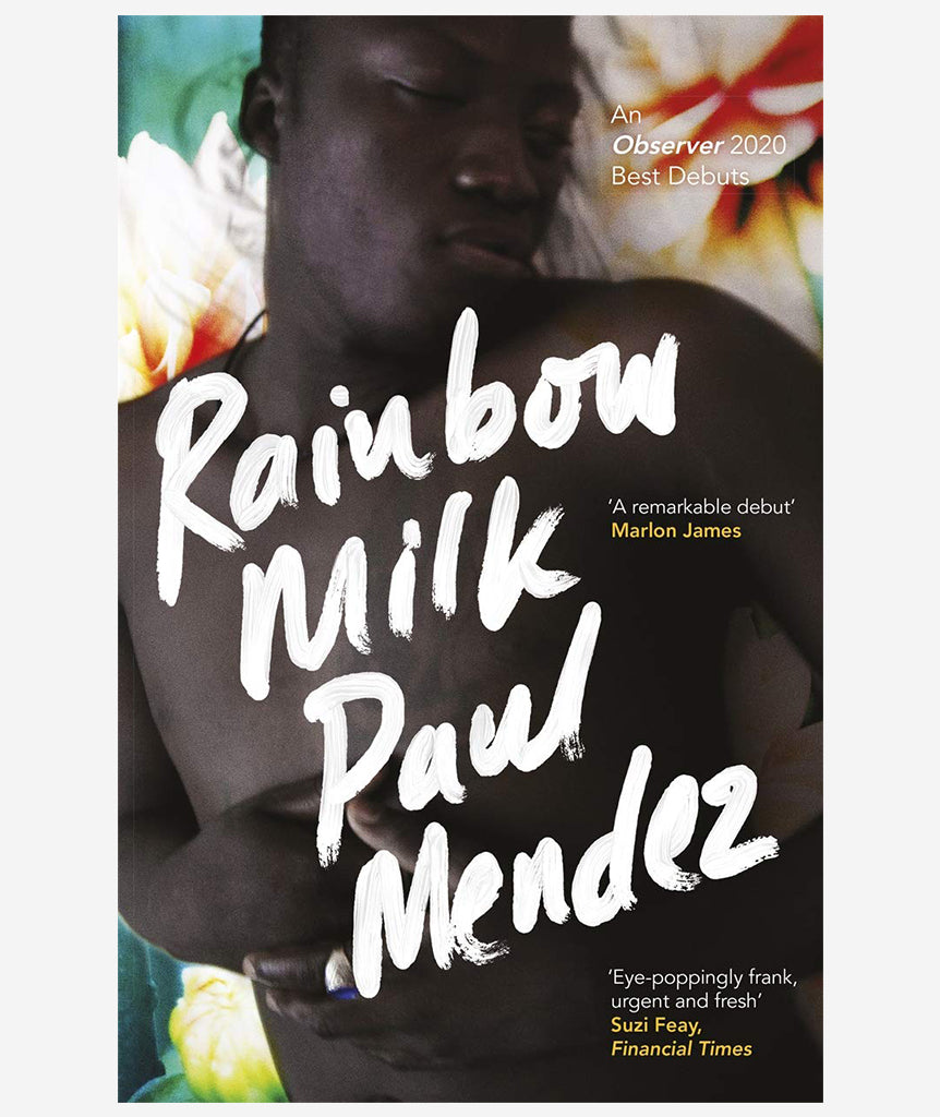 Rainbow Milk by Paul Mendez (Signed)}
