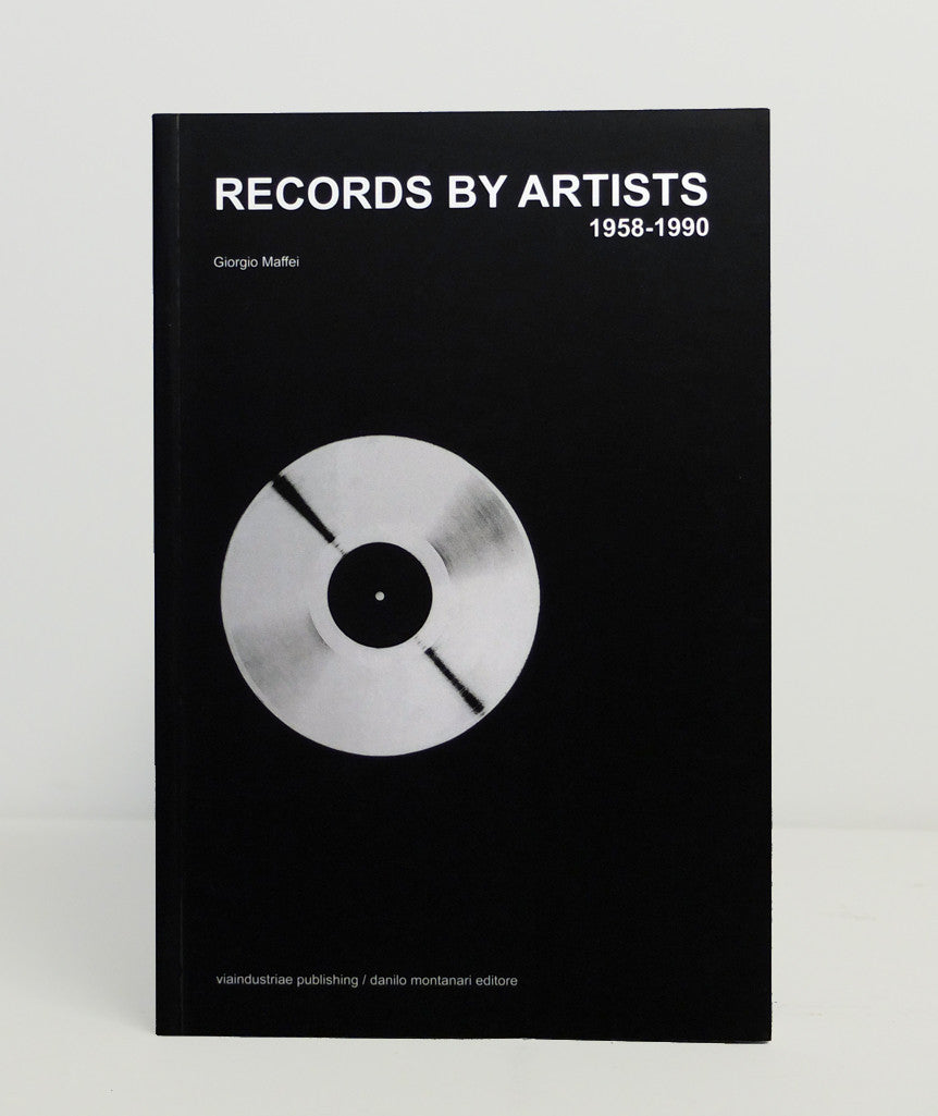 Records By Artists 1958-1990 by Giorgio Maffei}