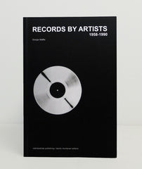 Records By Artists 1958-1990 by Giorgio Maffei
