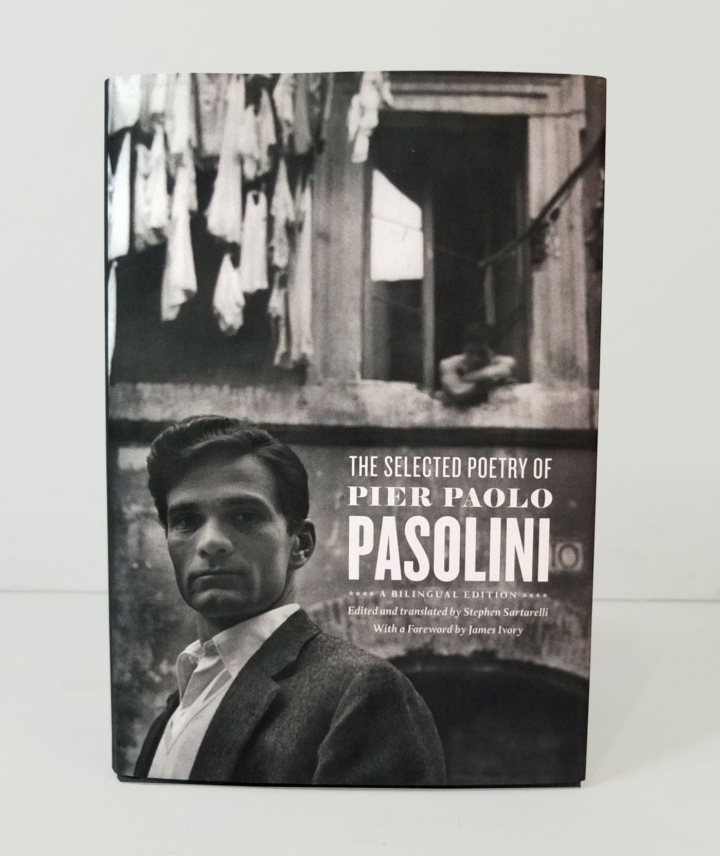 The Selected Poetry of Pier Paolo Pasolini}