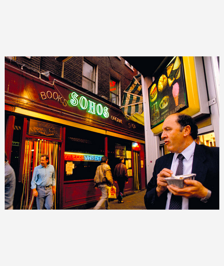 Soho 1990: Barry Lewis}
