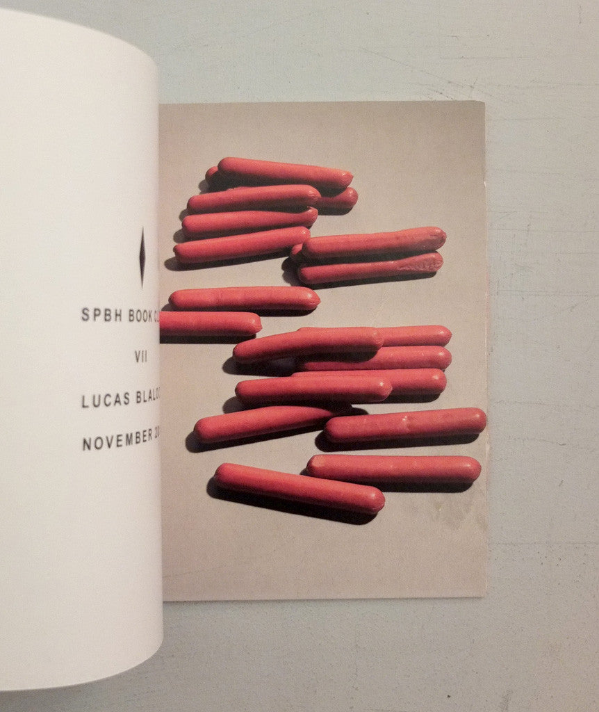 SPBH Book Club Vol. VII by Lucas Blalock}