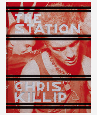 The Station by Chris Killip}