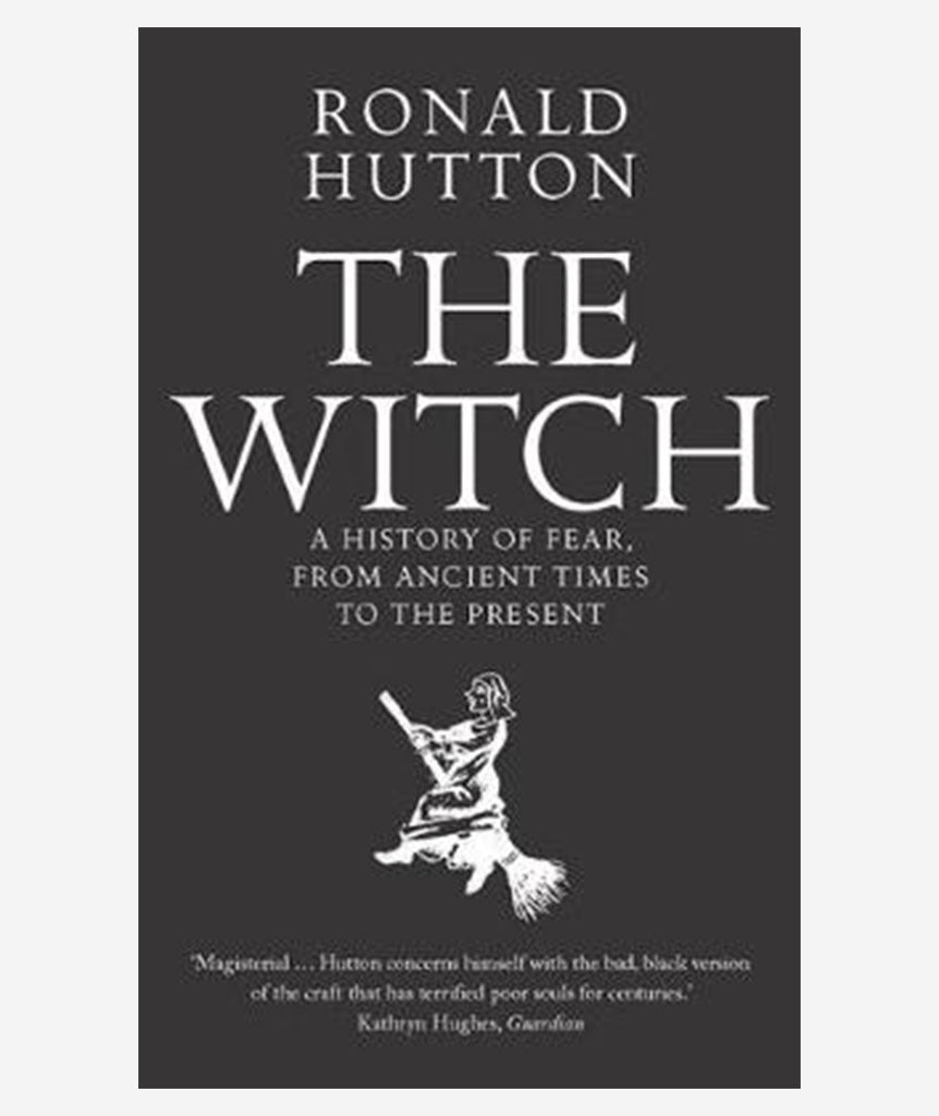 The Witch by Ronald Hutton}