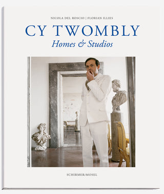 Cy Twombly: Homes & Studios}