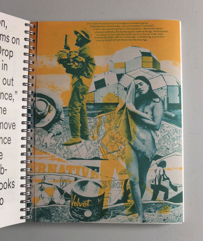 Under the Radar: Underground Zines and Self-Publications 1965-1975