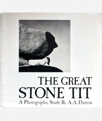 The Great Stone Tit By A.A. Dutton