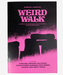 Weird Walk Zine #2