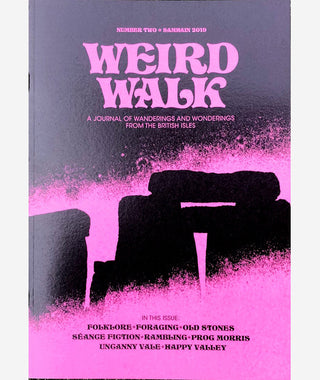 Weird Walk Zine #2}