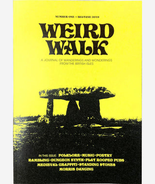 Weird Walk Zine #1}