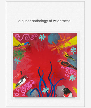 A Queer Anthology of Wilderness}