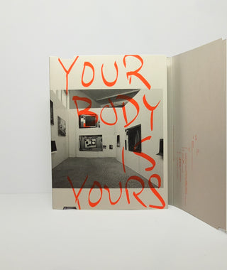 Wolfgang Tillmans: Your Body is Yours}
