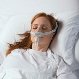 Philips Respironics Nuance & Nuance Pro Nasal Pillow CPAP Mask with Gel Nasal Pillows