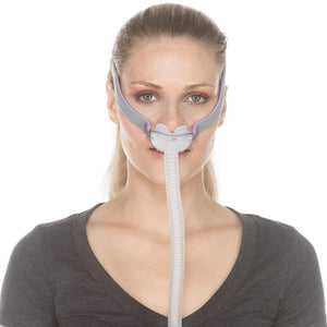 ResMed AirFit™ P10 For Her Nasal Pillow CPAP Mask with Headgear