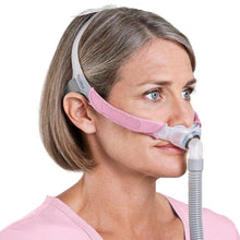 Load image into Gallery viewer, ResMed Swift™ FX For Her Nasal Pillow CPAP Mask with Headgear