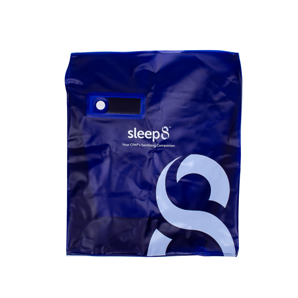 Sanitizing Filter Bag for Sleep8 CPAP Cleaner and Sanitizing Device