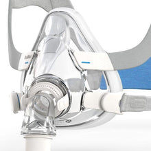 Load image into Gallery viewer, ResMed AirFit™ F20 Full Face CPAP Mask with Headgear (RX Required)