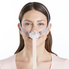 Load image into Gallery viewer, ResMed AirFit™ P10 Nasal Pillow CPAP Mask with Headgear