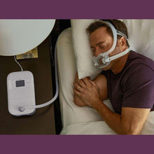 Load image into Gallery viewer, Philips Respironics DreamWear Full Face CPAP Mask with Headgear (Small and Medium Frame Included) (RX Required)