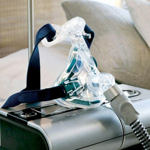 ResMed Mirage Quattro™ Full Face CPAP Mask with Headgear (RX Required)