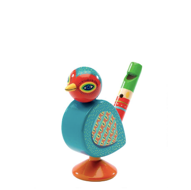 Animambo Bird Whistle Musical Toy