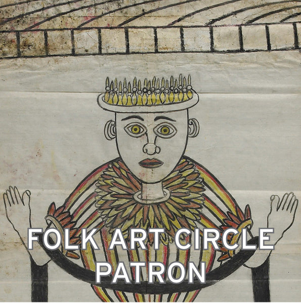 Folk Art Circle Patron Membership