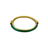 Bubble Magnetic Bangle - Teal